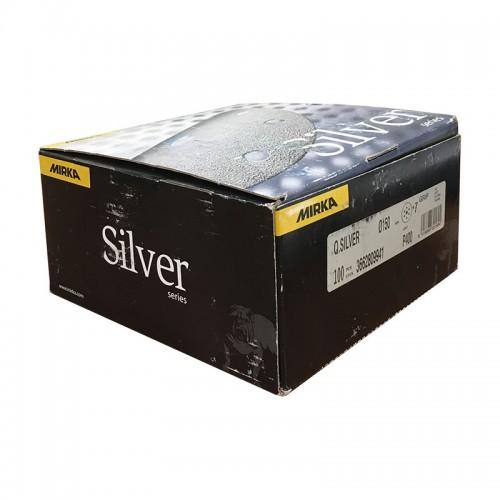 Disques Q. Silver 7 Trous Ø 150 mm