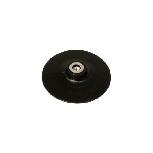 Plateau 125mm Pour Disques Fibres Filetage M14