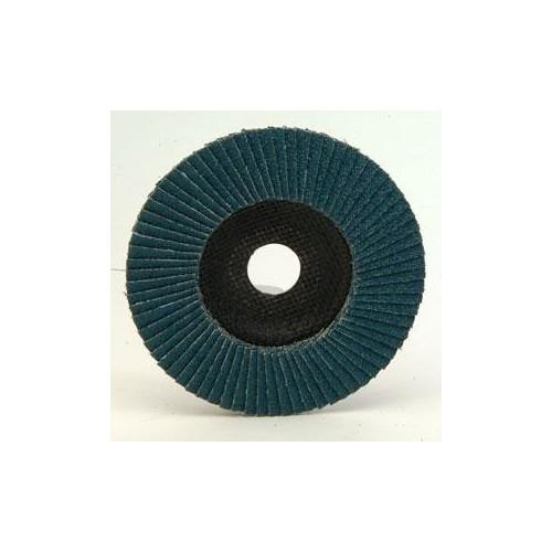 Disques à lamelles Inox Zirconium Ø 127 mm