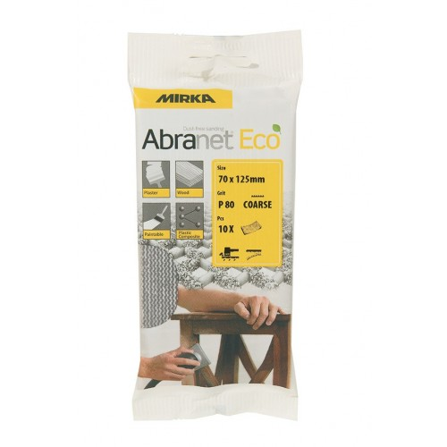 Abranet blisters 70x125 mm
