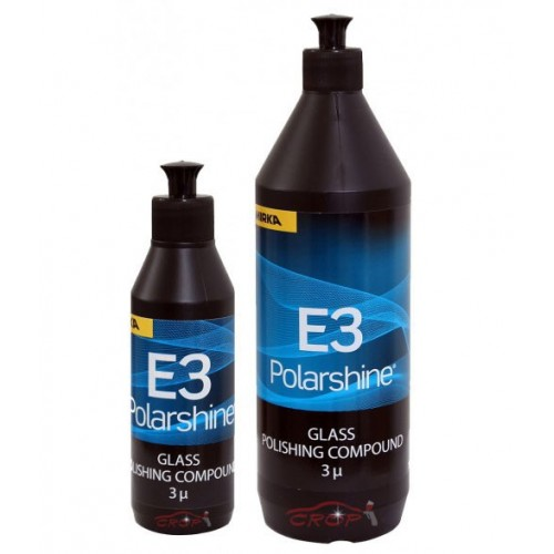 Polarshine E3 spécial ponçage du verre. 1 litre