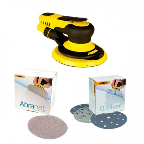 Pack pneumatique Mirka Pros Pack Pro