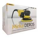Mirka Deros 650CV 150 mm 5,0 boite carton