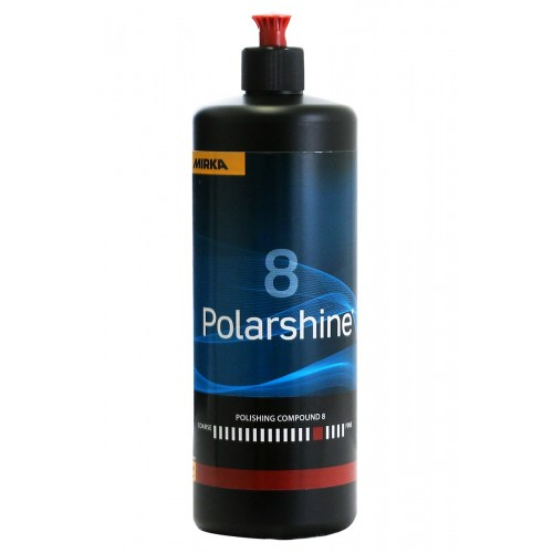 Pâte de lustrage Polarshine 8 - 1L