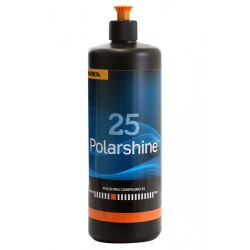 Pâte de lustrage Polarshine 25 - 1L