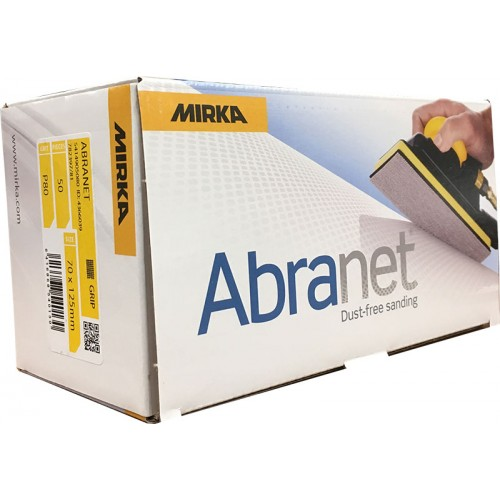 Abranet coupes abrasives 70 X 125 MM