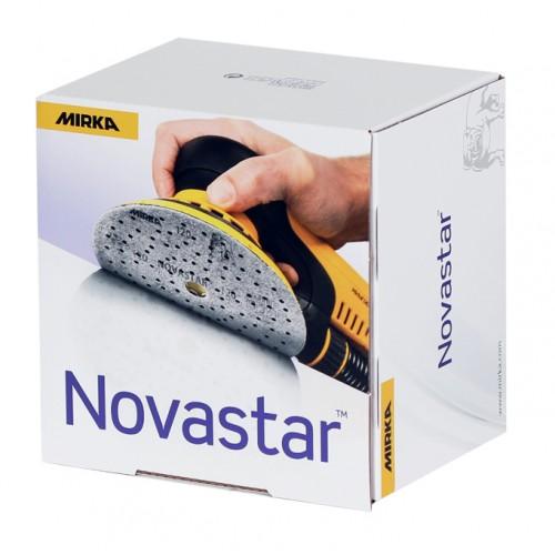 Disques abrasifs Mirka Novastar Ø 125 mm 89 trous