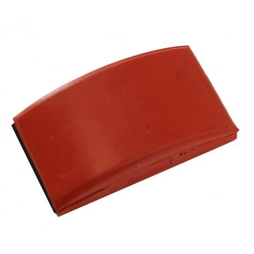 Cale Mirka caoutchouc rouge 70x125mm 8390100111
