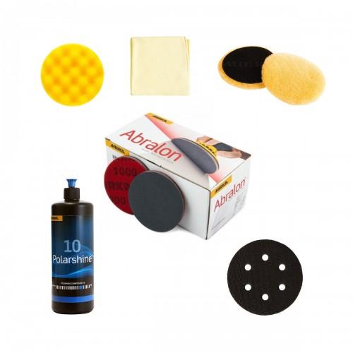 Kit renovation des optiques de phare 1 - consommables