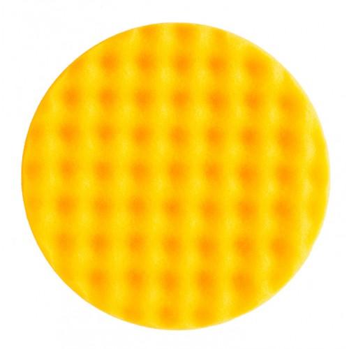 Mirka Mouse jaune avec alveoles 150 MM
