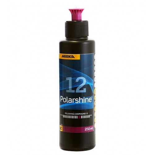 Polarshine 12 pâte de lustrage - 250ml