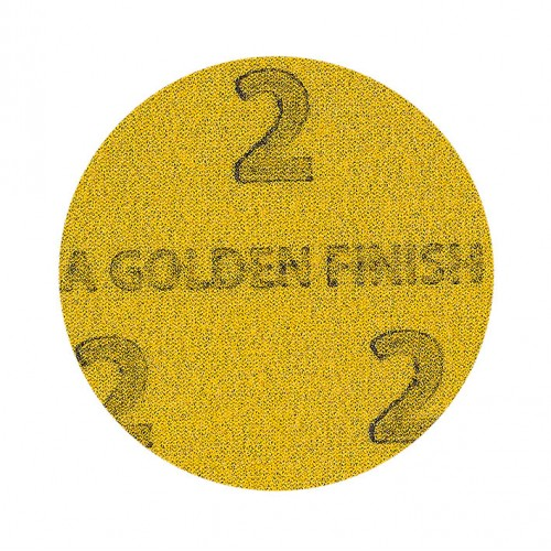Disques Golden Finish-2 J3 Ø 77mm non perforé