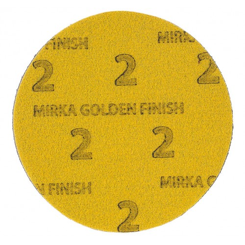 Disques Golden Finish-2 Ø 150mm non perforés