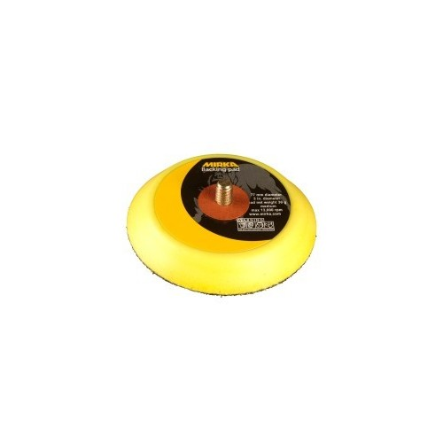 Plateau 77 mm non perfore Vis 1/4 filetage 6 mm