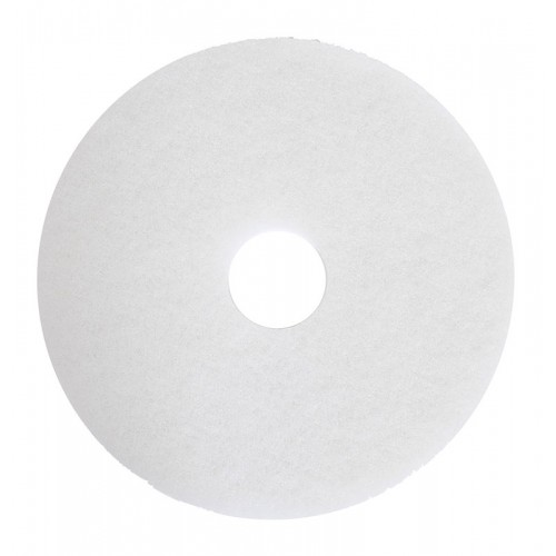 Disques de polissage Ø 430 mm Nylon blanc