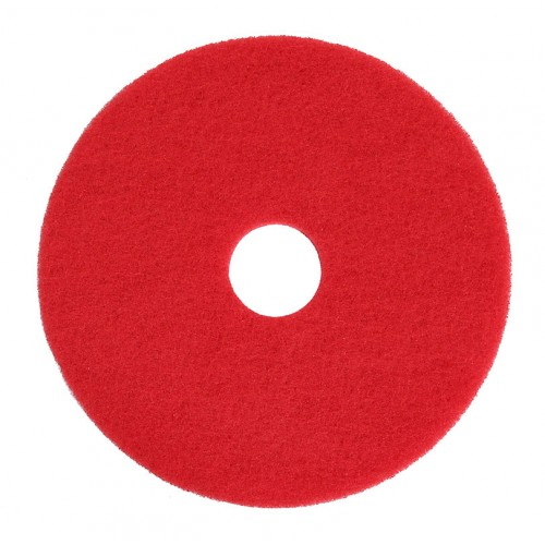 Disques de polissage Ø 430 mm Nylon rouge