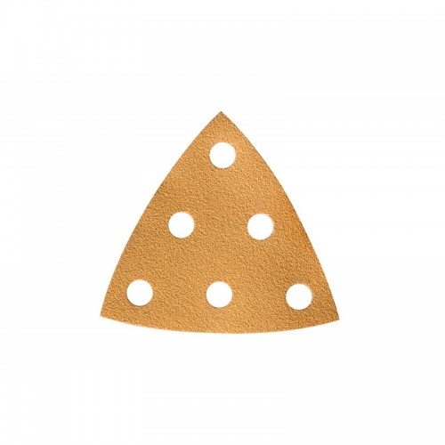 Gold triangle 6 Trous pour Festool 93mm