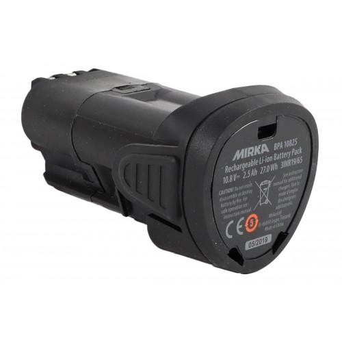 Batterie intelligente Mirka BPA 10825 10.8V 2.5Ah