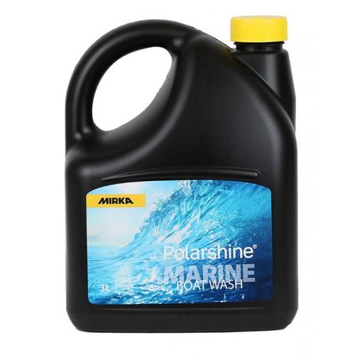 Polarshine Marine Boat Wash - Shampoing pour bateaux 3L