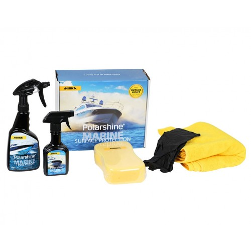 Polarshine Marine Kit protection de surface
