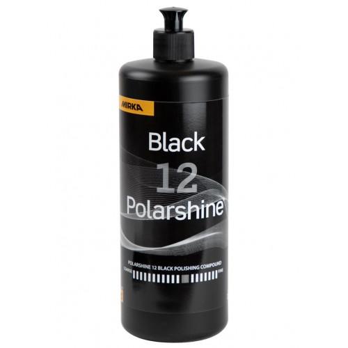 Polarshine 12 Black - pâte de lustrage - 1L