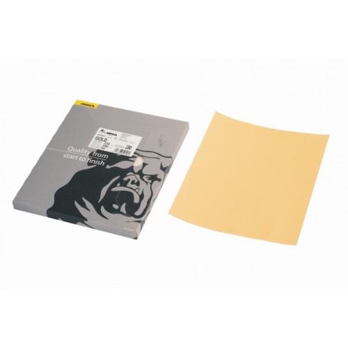 Gold feuilles 230 mm X 280 mm