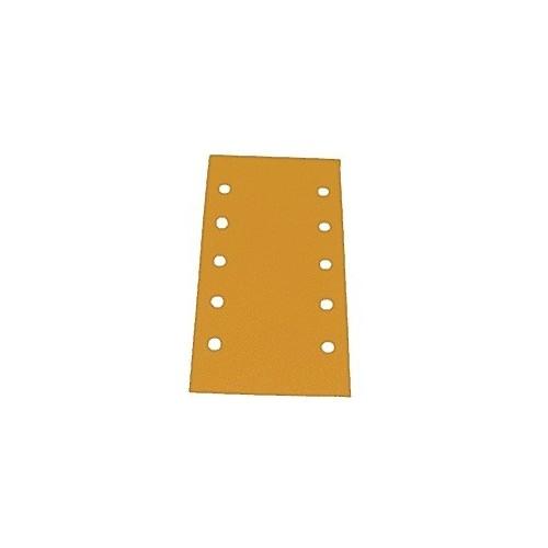 Gold coupes 8 Trous 81 x 133 mm