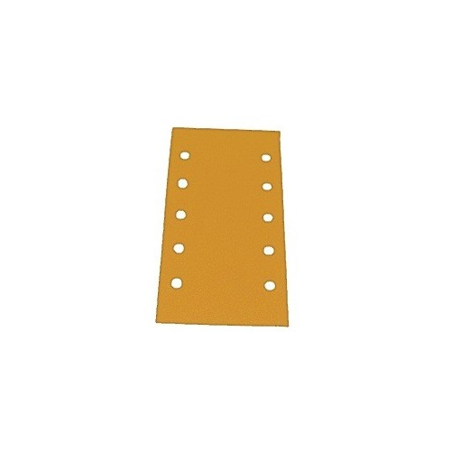 Gold coupes 10 Trous 115 x 230 mm