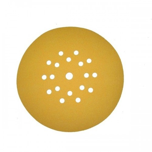 Gold disques 19 Trous Ø 125 mm pour Ceros