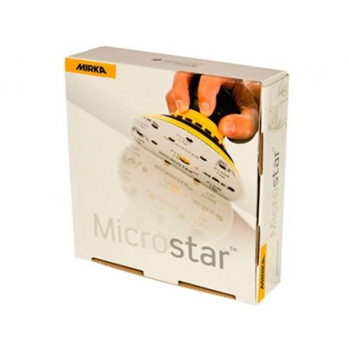 Microstar disques 15 Trous Ø 150 mm