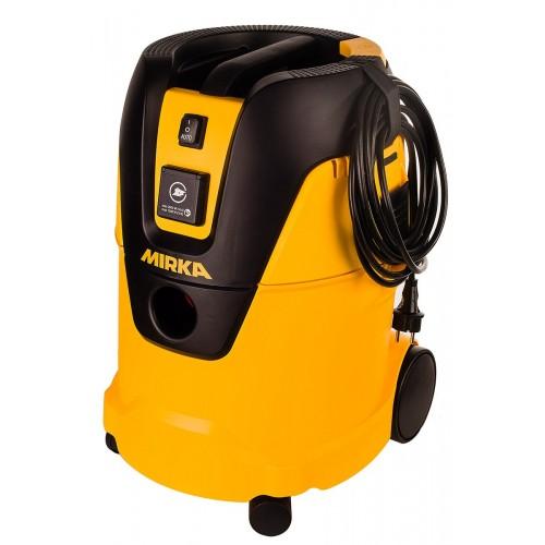 Aspirateur extracteur de poussière Mirka 1025 L 230V