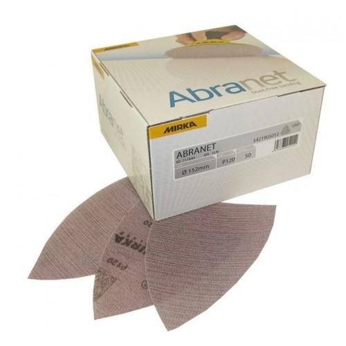 Triangles abrasifs Abranet Delta 100 x 152 x 152mm