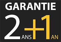 garantie 2+1 ans